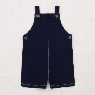 <img class='new_mark_img1' src='https://img.shop-pro.jp/img/new/icons14.gif' style='border:none;display:inline;margin:0px;padding:0px;width:auto;' />Misha and Puff - Overall Shorts / Maritime Blue