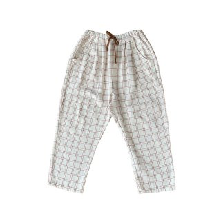 <img class='new_mark_img1' src='https://img.shop-pro.jp/img/new/icons14.gif' style='border:none;display:inline;margin:0px;padding:0px;width:auto;' />Liilu - Levi Pants / Rustic Check