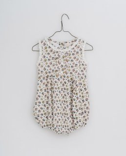 <img class='new_mark_img1' src='https://img.shop-pro.jp/img/new/icons14.gif' style='border:none;display:inline;margin:0px;padding:0px;width:auto;' />Little Cotton Clothes - Afia romper muslin aster floral