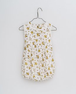 <img class='new_mark_img1' src='https://img.shop-pro.jp/img/new/icons14.gif' style='border:none;display:inline;margin:0px;padding:0px;width:auto;' />Little Cotton Clothes - Afia romper tansy floral