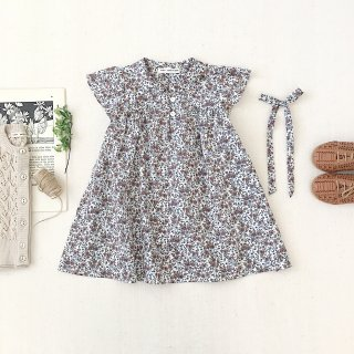 <img class='new_mark_img1' src='https://img.shop-pro.jp/img/new/icons14.gif' style='border:none;display:inline;margin:0px;padding:0px;width:auto;' />SOOR PLOOM Philomena Dress / Daisy Print