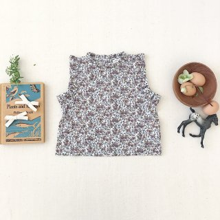 <img class='new_mark_img1' src='https://img.shop-pro.jp/img/new/icons14.gif' style='border:none;display:inline;margin:0px;padding:0px;width:auto;' />SOOR PLOOM - Thelma Camisole / Daisy Print