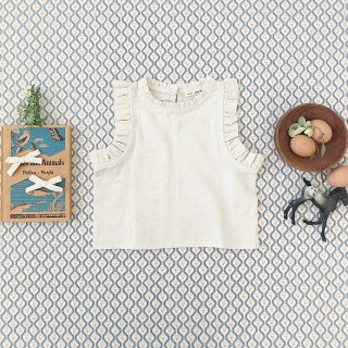 <img class='new_mark_img1' src='https://img.shop-pro.jp/img/new/icons14.gif' style='border:none;display:inline;margin:0px;padding:0px;width:auto;' />SOOR PLOOM - Thelma Camisole / Natural