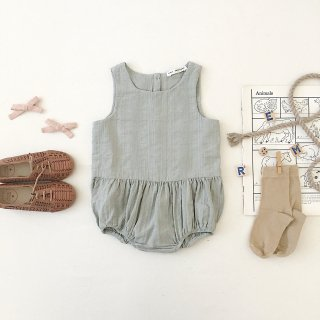 <img class='new_mark_img1' src='https://img.shop-pro.jp/img/new/icons14.gif' style='border:none;display:inline;margin:0px;padding:0px;width:auto;' />SOOR PLOOM - Lois Playsuit / Mist