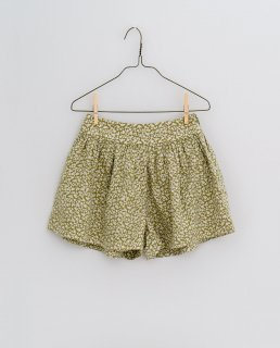 <img class='new_mark_img1' src='https://img.shop-pro.jp/img/new/icons14.gif' style='border:none;display:inline;margin:0px;padding:0px;width:auto;' />Little Cotton Clothes - Joanie shorts blossom floral samphire