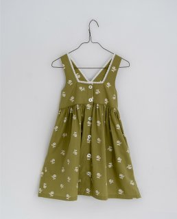 <img class='new_mark_img1' src='https://img.shop-pro.jp/img/new/icons14.gif' style='border:none;display:inline;margin:0px;padding:0px;width:auto;' />Little Cotton Clothes - Dorcas pinafore stem floral samphire