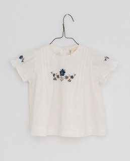 <img class='new_mark_img1' src='https://img.shop-pro.jp/img/new/icons14.gif' style='border:none;display:inline;margin:0px;padding:0px;width:auto;' />Little Cotton Clothes - Hilda embroidered blouse