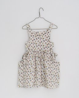 <img class='new_mark_img1' src='https://img.shop-pro.jp/img/new/icons14.gif' style='border:none;display:inline;margin:0px;padding:0px;width:auto;' />Little Cotton Clothes - Roberta pinnie muslin aster floral