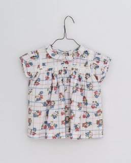 <img class='new_mark_img1' src='https://img.shop-pro.jp/img/new/icons14.gif' style='border:none;display:inline;margin:0px;padding:0px;width:auto;' />Little Cotton Clothes - Juno blouse teatime floral