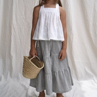 <img class='new_mark_img1' src='https://img.shop-pro.jp/img/new/icons14.gif' style='border:none;display:inline;margin:0px;padding:0px;width:auto;' />House of Paloma - Yolanda Pant / Olive Gingham