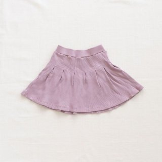 <img class='new_mark_img1' src='https://img.shop-pro.jp/img/new/icons14.gif' style='border:none;display:inline;margin:0px;padding:0px;width:auto;' />fin&vince - Pleated skirt / lilac