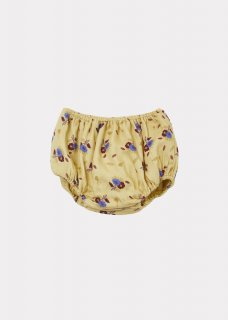 <img class='new_mark_img1' src='https://img.shop-pro.jp/img/new/icons14.gif' style='border:none;display:inline;margin:0px;padding:0px;width:auto;' />CARAMEL NEWBERRY BABY BLOOMER / YELLOW THISTLE PRINT