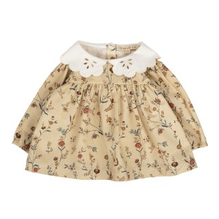 <img class='new_mark_img1' src='https://img.shop-pro.jp/img/new/icons14.gif' style='border:none;display:inline;margin:0px;padding:0px;width:auto;' />Omibia - FAITH Baby Dress / Forest print