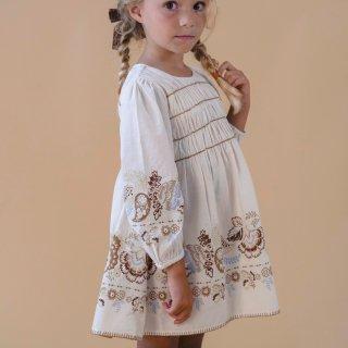 <img class='new_mark_img1' src='https://img.shop-pro.jp/img/new/icons14.gif' style='border:none;display:inline;margin:0px;padding:0px;width:auto;' />Apolina Kari dress / Folk Floral