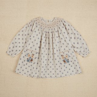 <img class='new_mark_img1' src='https://img.shop-pro.jp/img/new/icons14.gif' style='border:none;display:inline;margin:0px;padding:0px;width:auto;' />Apolina Sissy smock dress / Calico floral