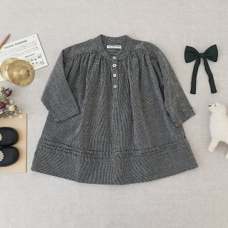 <img class='new_mark_img1' src='https://img.shop-pro.jp/img/new/icons14.gif' style='border:none;display:inline;margin:0px;padding:0px;width:auto;' />SOOR PLOOM - Goldie Dress / Mini Houndstooth