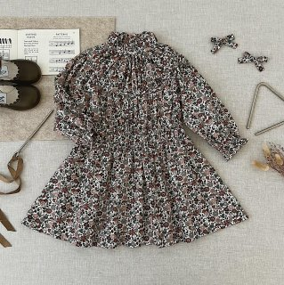 <img class='new_mark_img1' src='https://img.shop-pro.jp/img/new/icons14.gif' style='border:none;display:inline;margin:0px;padding:0px;width:auto;' />SOOR PLOOM - Lupine Dress / Floral