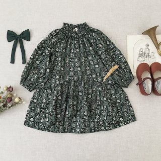 <img class='new_mark_img1' src='https://img.shop-pro.jp/img/new/icons14.gif' style='border:none;display:inline;margin:0px;padding:0px;width:auto;' />SOOR PLOOM - Edith Dress / Edelweiss