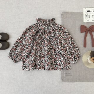 <img class='new_mark_img1' src='https://img.shop-pro.jp/img/new/icons14.gif' style='border:none;display:inline;margin:0px;padding:0px;width:auto;' />SOOR PLOOM - Imelda Blouse / Floral