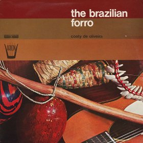 <img class='new_mark_img1' src='https://img.shop-pro.jp/img/new/icons50.gif' style='border:none;display:inline;margin:0px;padding:0px;width:auto;' />Coats De Oliveira / The Brazilian Forro