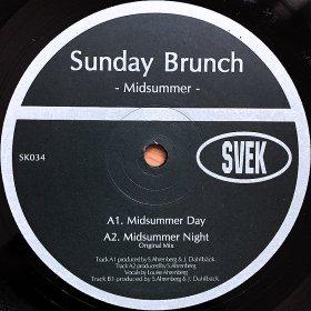 Sunday Brunch / Midsummer (12