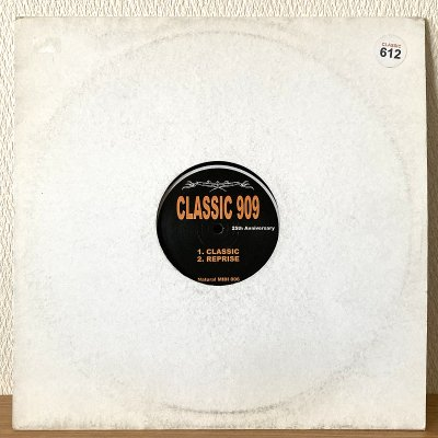 Scott Grooves / Classic 909 (25th Anniversary) (12
