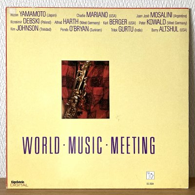 V.A. / World-Music-Meeting