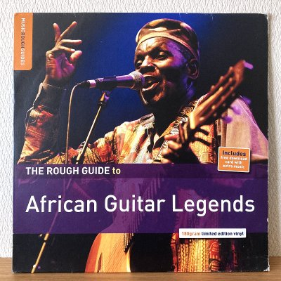 <img class='new_mark_img1' src='https://img.shop-pro.jp/img/new/icons50.gif' style='border:none;display:inline;margin:0px;padding:0px;width:auto;' />V.A. / The Rough Guide To African Guitar Legends