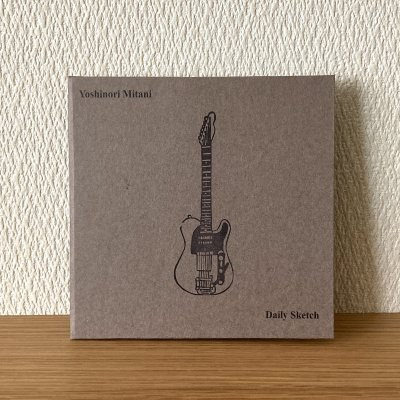 Yoshinori Mitani 三谷良典 / Daily Sketch (CD)