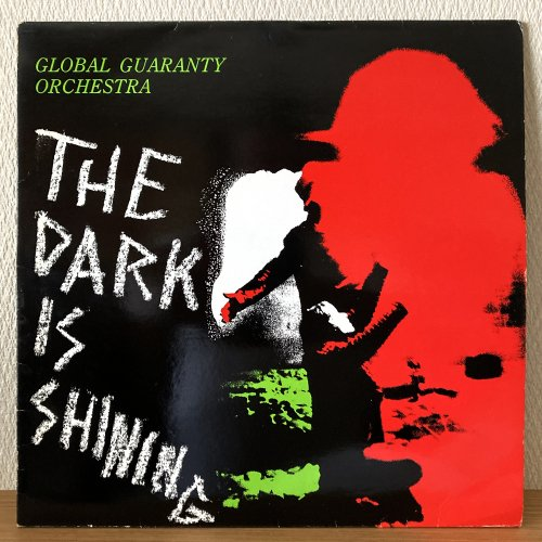 <img class='new_mark_img1' src='https://img.shop-pro.jp/img/new/icons50.gif' style='border:none;display:inline;margin:0px;padding:0px;width:auto;' />Global Guaranty Orchestra / The Dark Is Shining