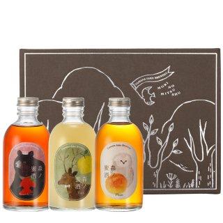 森の蜜酒 300ml×3本