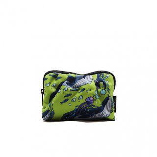 - Whale Cosme  Pouch ホエールコスメポーチ -