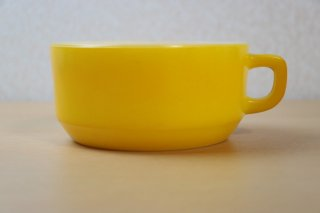 ファイヤーキング スープカップ イエロー