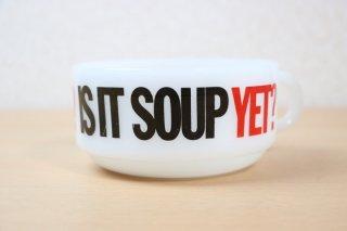 グラスベイク リプトンIS IT SOUP YET? スープカップ