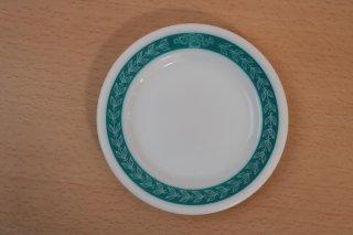 パイレックス ローレル 5.5インチプレート ブルーグラス