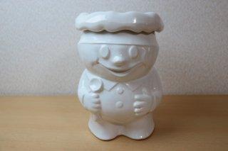 マッコイ ドゥボーイ クッキージャー 陶器製