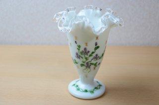 フェントン 6.5インチベース Violets-in-the-Snow