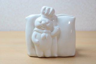 ドゥボーイ ナプキンホルダー 陶器製