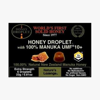 ハニードロップレット マヌカ UMF10+ 〜濃厚な味とやさしい香り〜