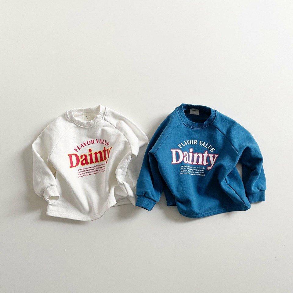 春新作/(DGR)Daintyトレーナー【お取り寄せ】