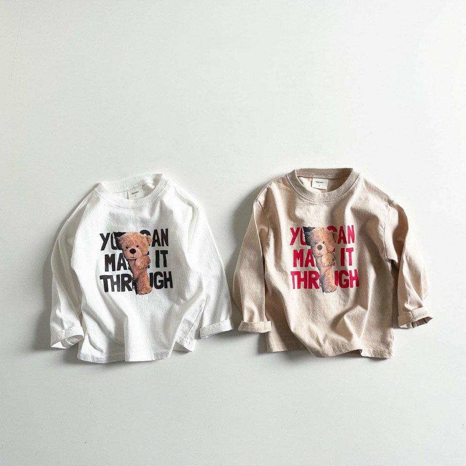 春新作/(DGR)Teddyトップス【お取り寄せ】
