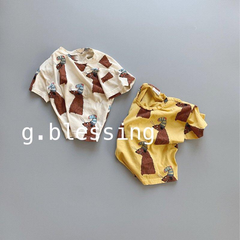 春新作/(GBR)ユニーク柄T【お取り寄せ】