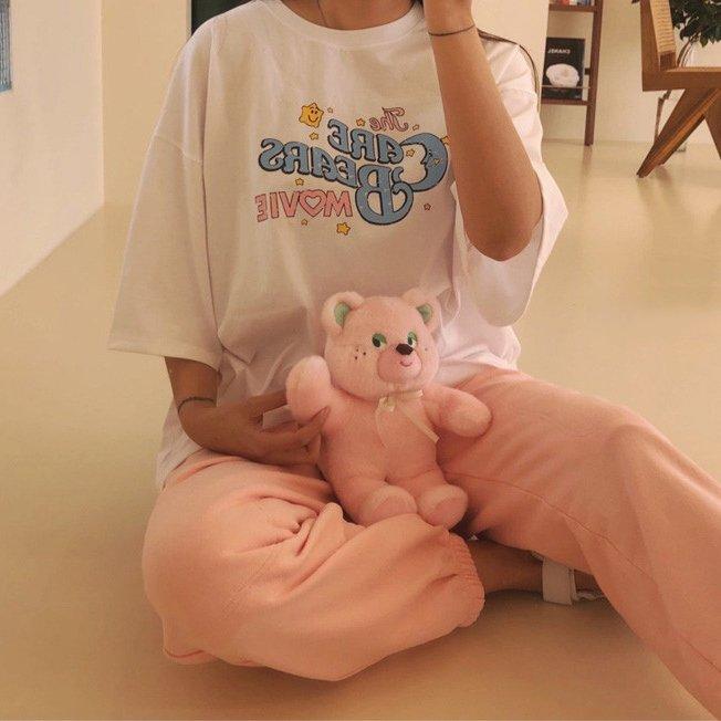 春新作/(LOV)レディース/お揃いCARE☆Tシャツ【お取り寄せ】