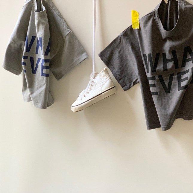 春新作/(CRM)WHAT Tシャツ【お取り寄せ】