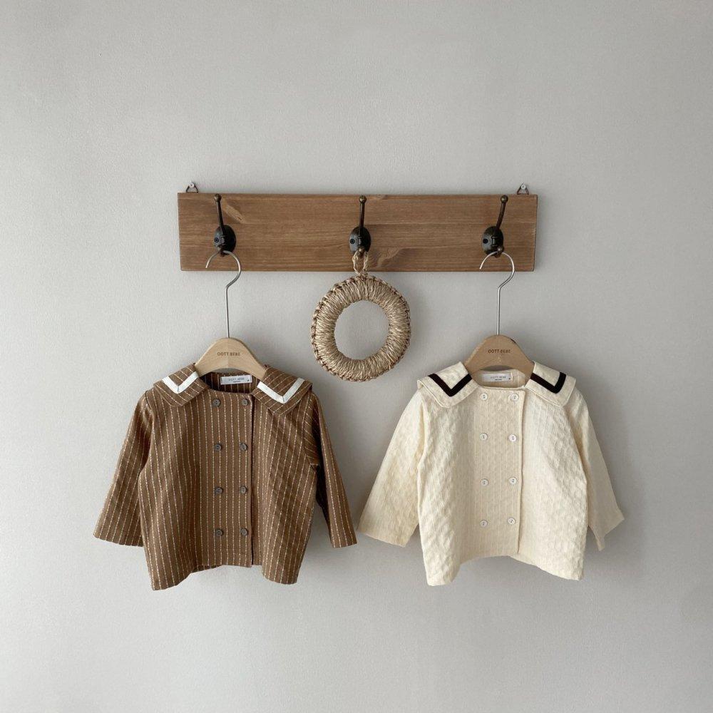 (OB)ダブルセーラーシャツ【お取り寄せ】