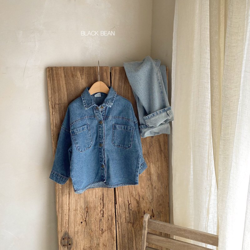 (BRB)584デニムシャツ【お取り寄せ】