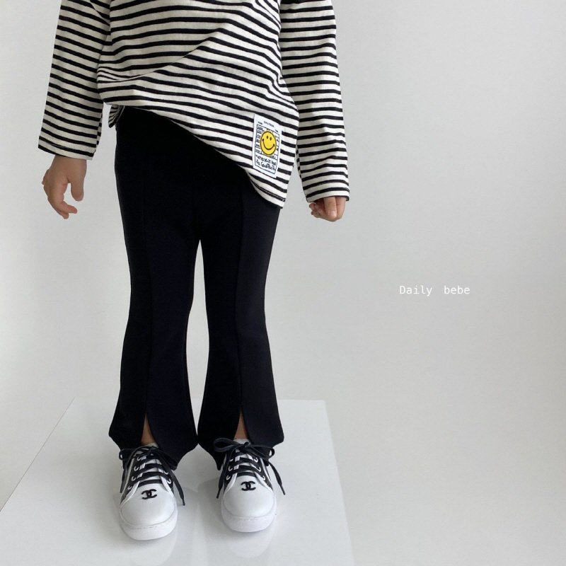 (DEB)ブーツカットパンツ【お取り寄せ】