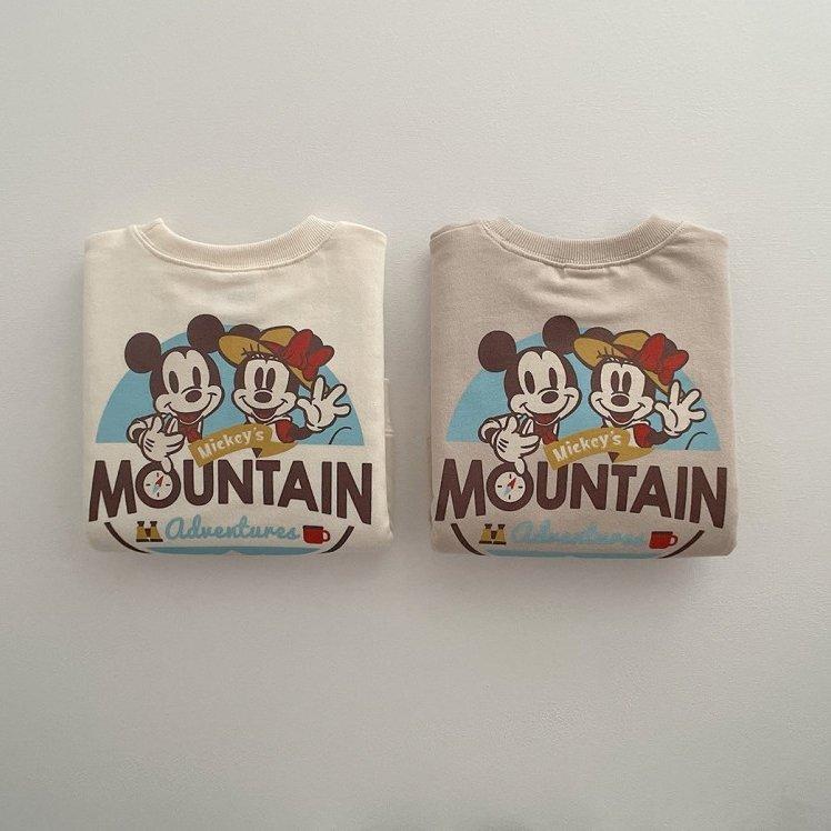 (VIV)MOUNTAINミキミニトレーナー【お取り寄せ】