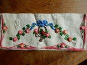 LT061 フレンチ刺繍カトラリーケース