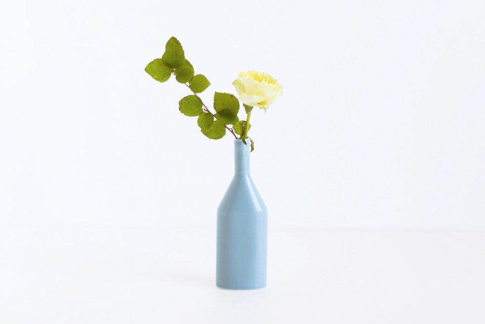 CLASKA/etude/フラワーベース(ブルーグレー)